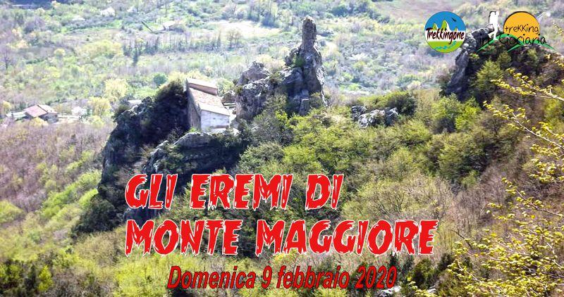 Gli eremi del Monte Maggiore