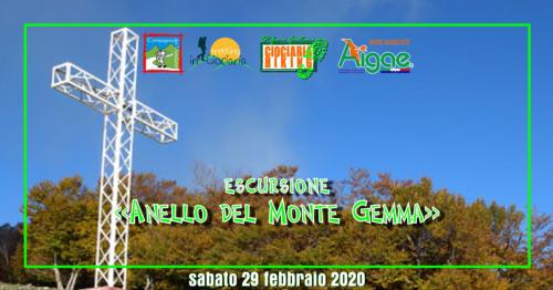Read more about the article Anello del Monte Gemma