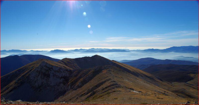 Monte Passeggio, Fragrara e Scalelle anello