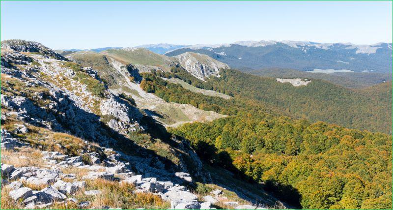 Read more about the article Forca d'Acero, le creste e la Val Fondillo