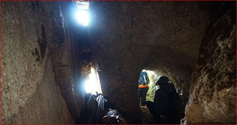 I fortini Tedeschi di Monte Cifalco