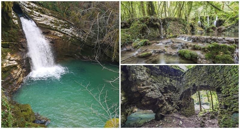 """Read more about the article """"La mola di Jenne e la Cascata di Trevi, lungo l'Aniene"""""""