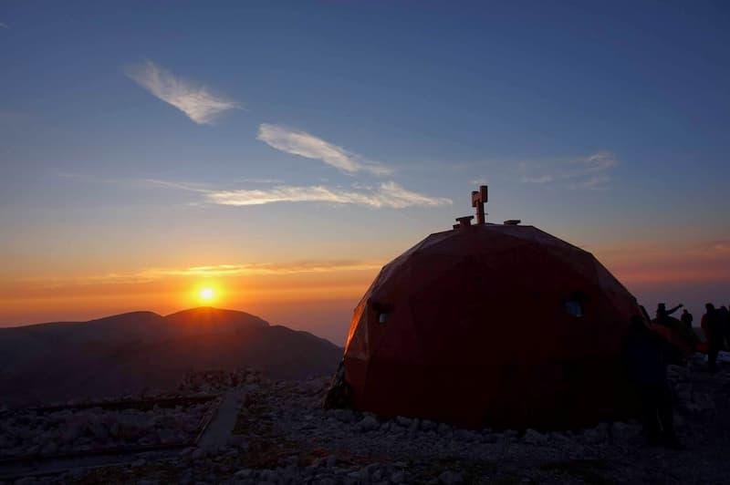 """Read more about the article Abruzzo (CH), """"Alba dal Monte Amaro"""""""